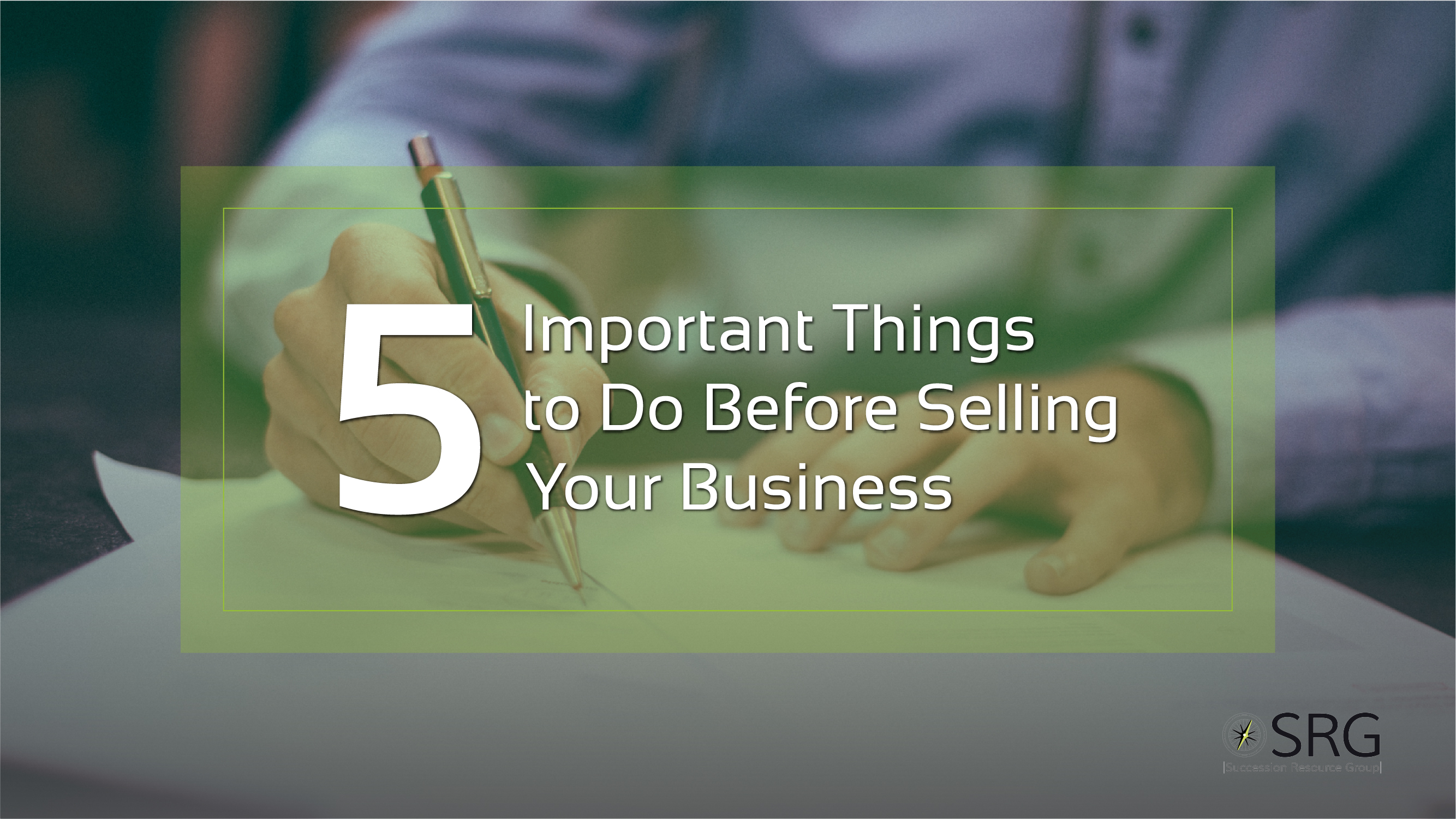 5 Important Things to Do Before Selling Your Business_YouTube Video Uploads