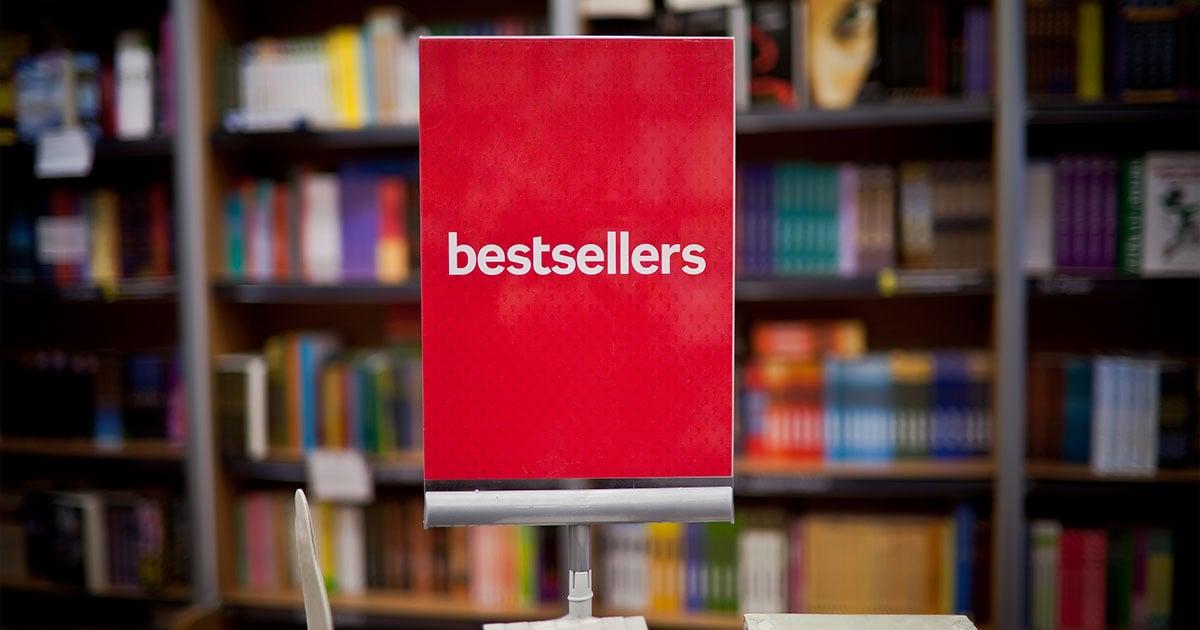 Bestsellers Book Sign